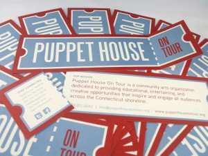 Puppet House On Tour Ticket