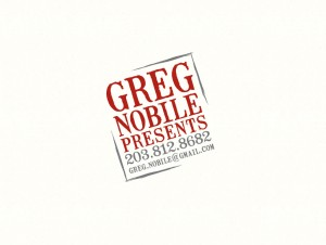 Greg Nobile Presents
