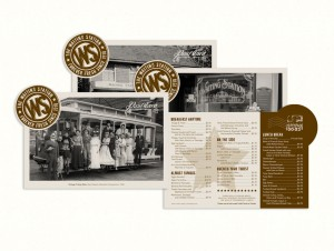 The Waiting Station Menus