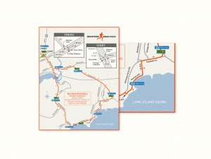 Branford Road Race Map