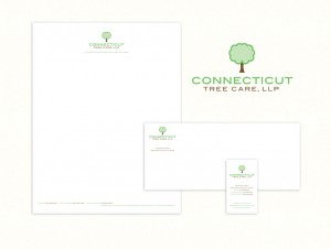 Connecticut Tree Care Stationery